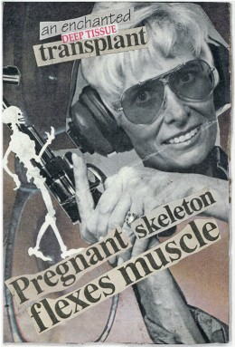 Pregnant Skeleton